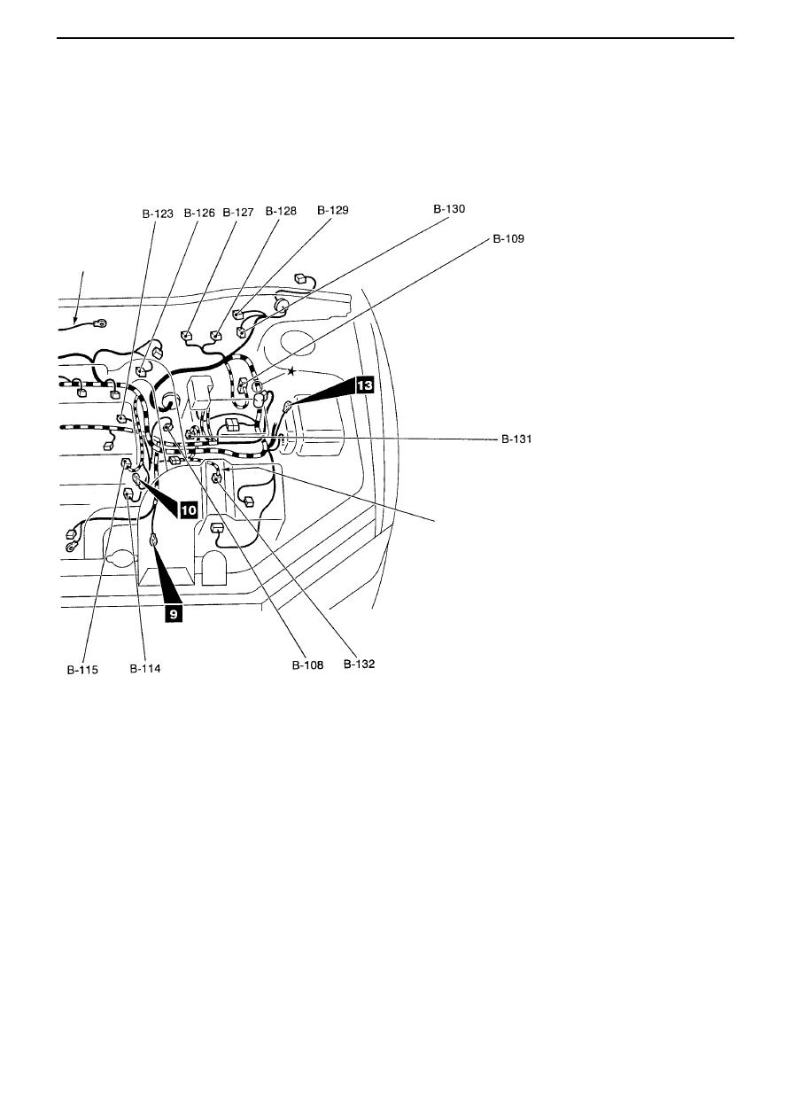 Mitsubishi Lancer Evolution 8 Manual Part 34 Transmission Diagrams Harness Configuration Engine And