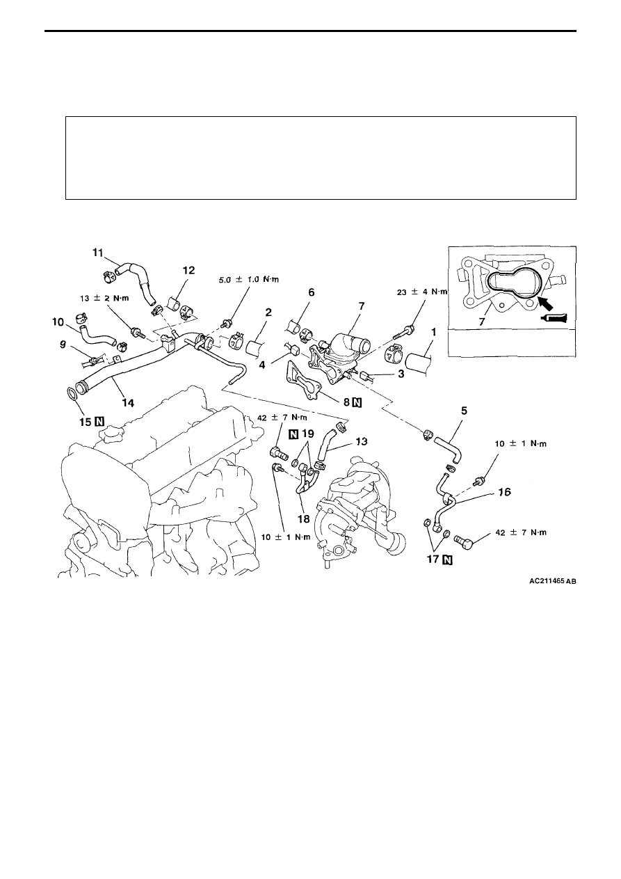 Mitsubishi Engine Cooling Diagram Wiring Library Opel