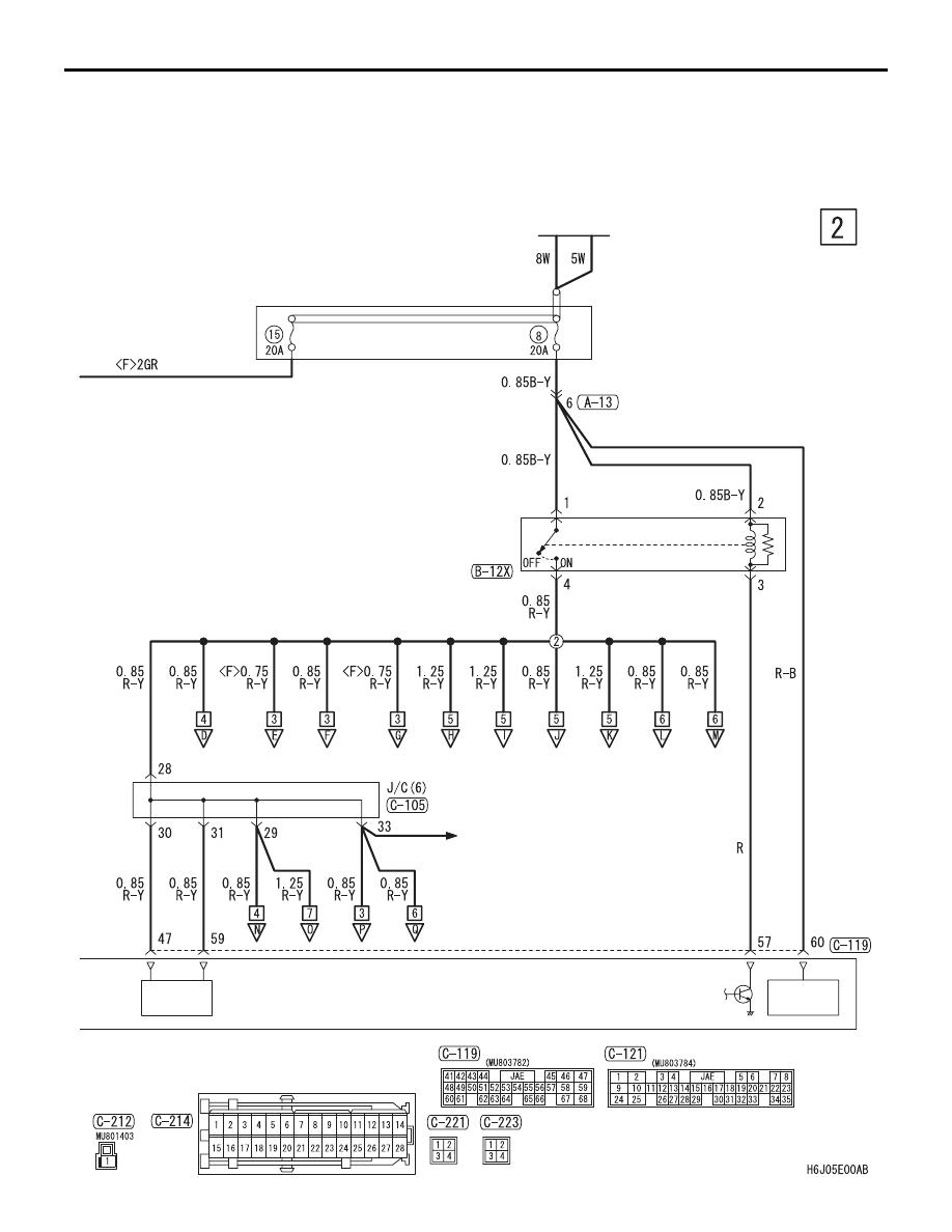 Mitsubishi Lancer Evolution IX Manual part 16