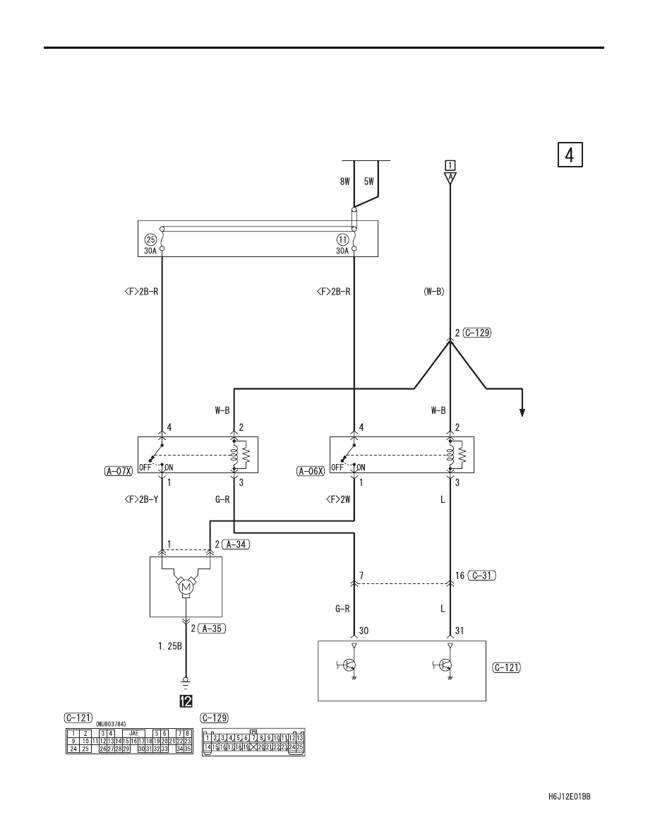 Mitsubishi Lancer Evolution IX Manual part 46