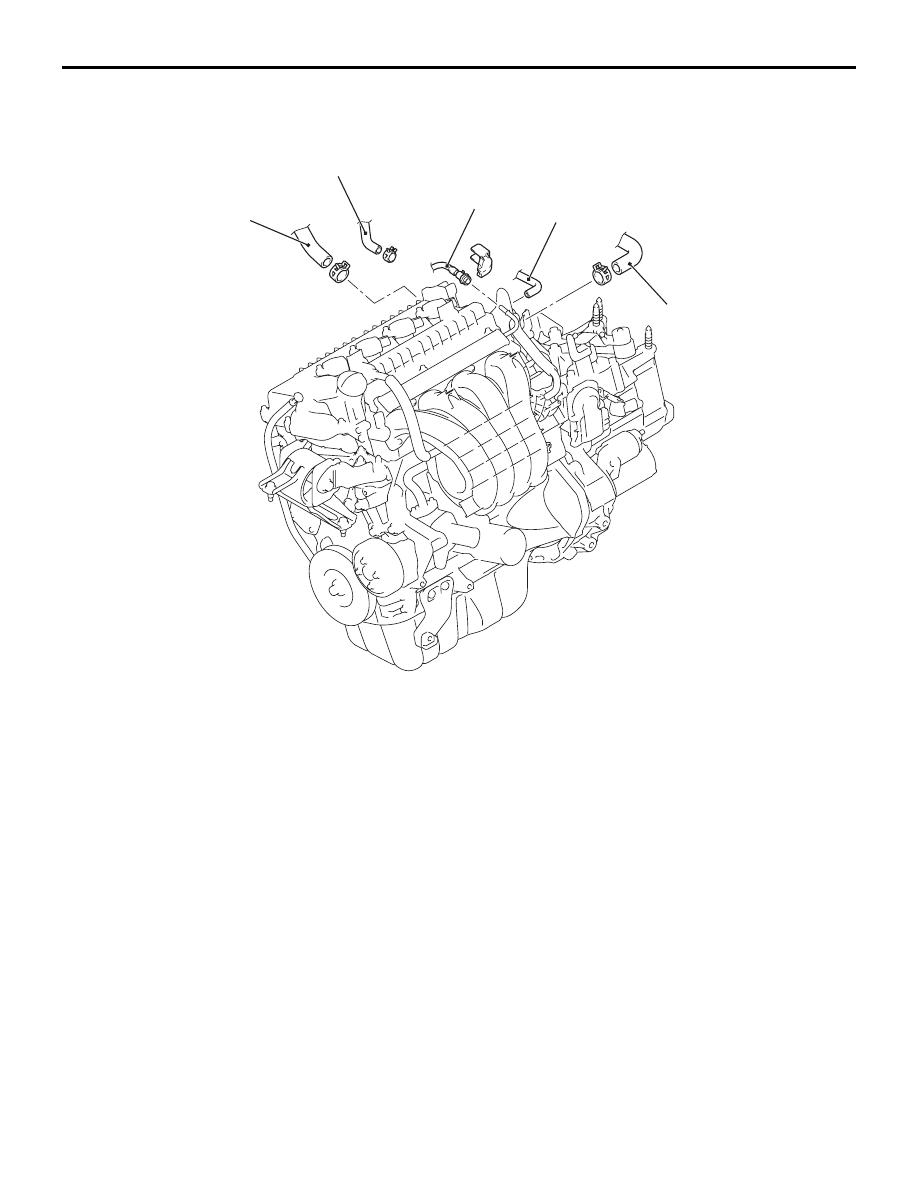 mitsubishi lancer  4a9 engine   manual