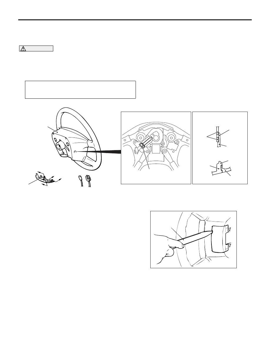 Mitsubishi Lancer Manual Part 192 Steering Diagram Wheel