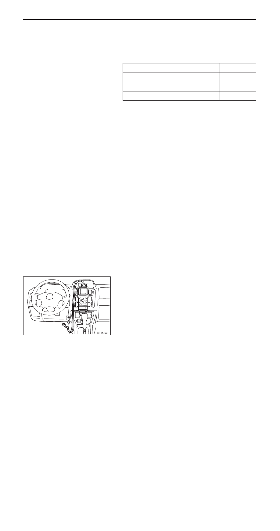 Mitsubishi Pajero Pinin  Manual - part 324