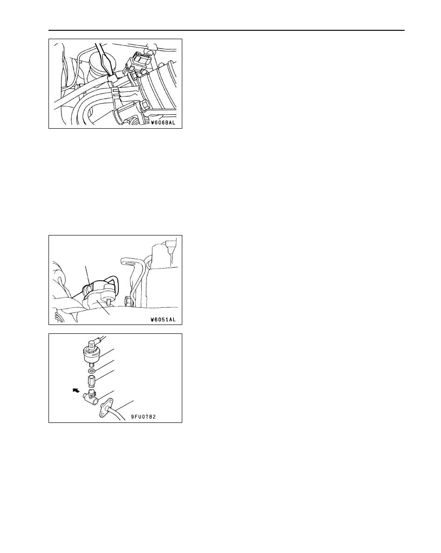 Mitsubishi Pajero Pinin  Manual - part 128