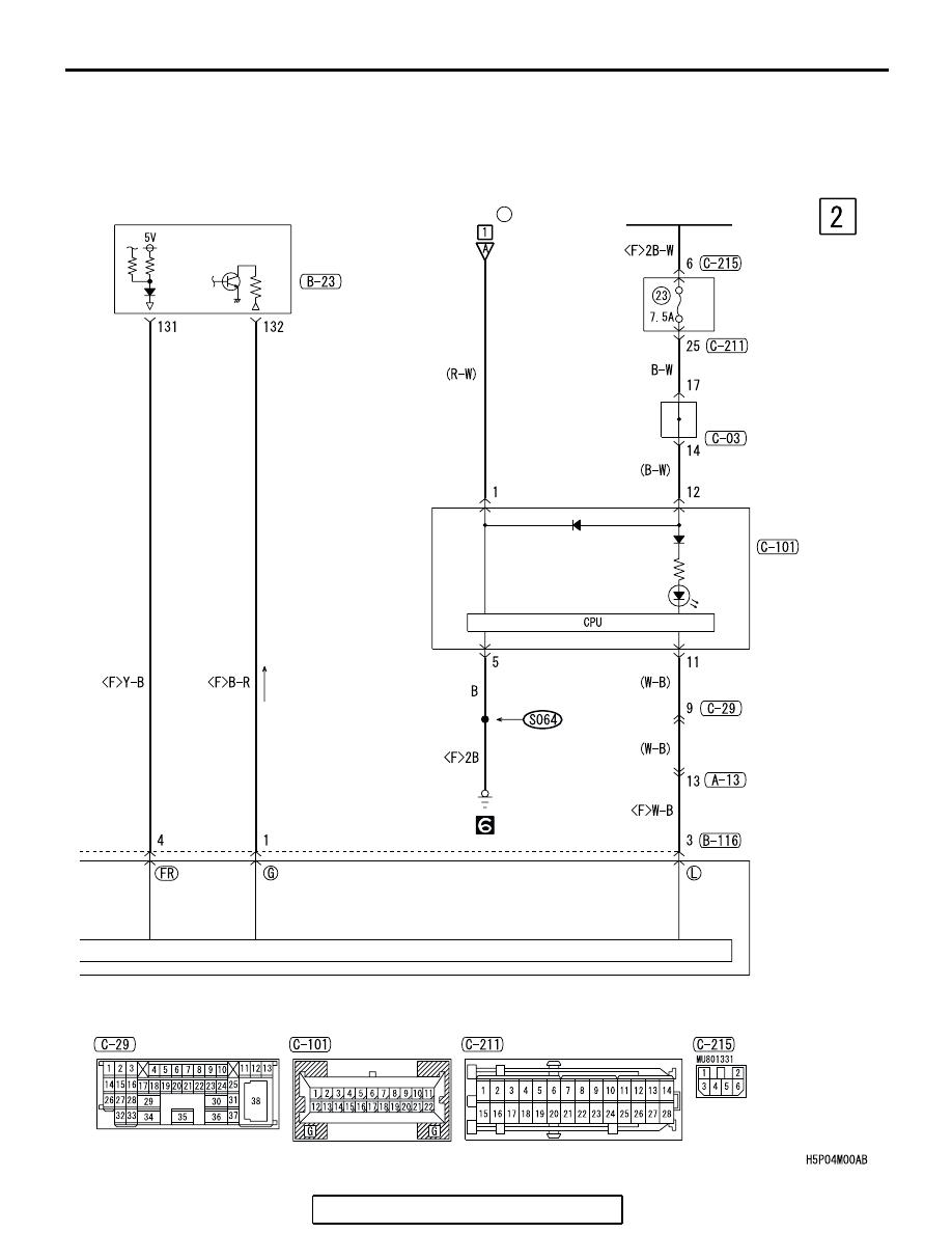 Mitsubishi Galant 9g Manual Part 168 Charging Wiring Diagram System Tsb Revision Circuit Diagrams