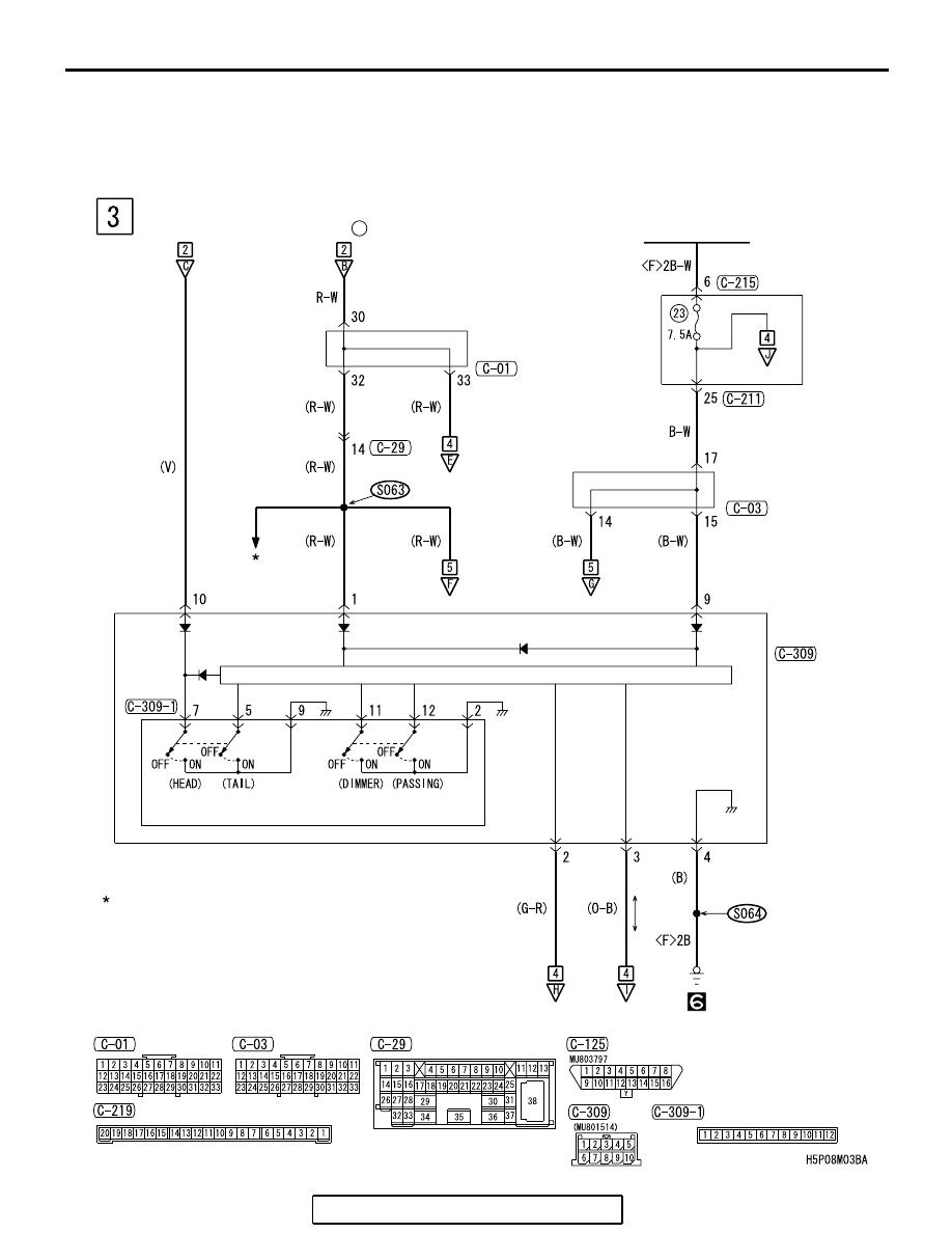 Mitsubishi Galant Fog Light Relay Car Wiring Diagram Source Circuit Trusted Diagrams