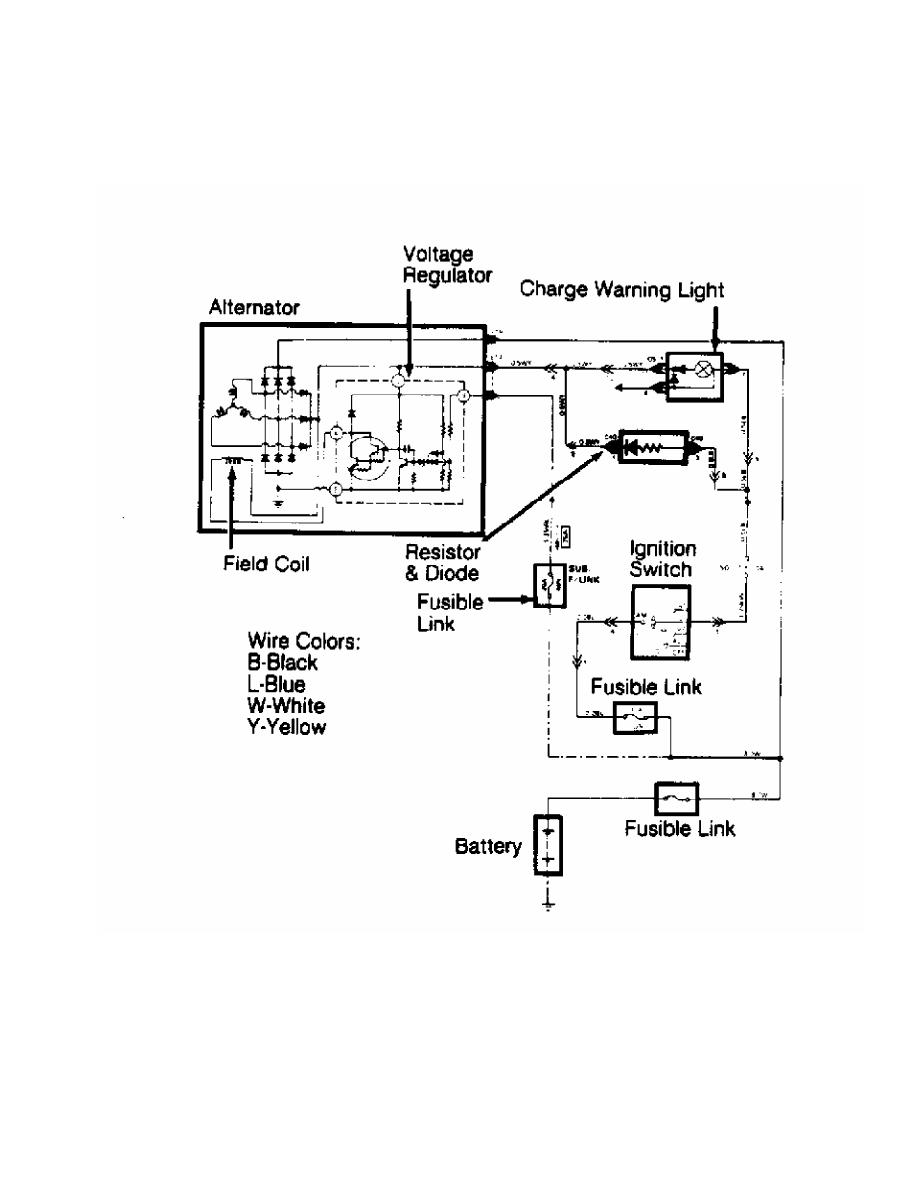 Mitsubishi Montero 1991 Manual Part 39 Galant Charging Wiring Diagram