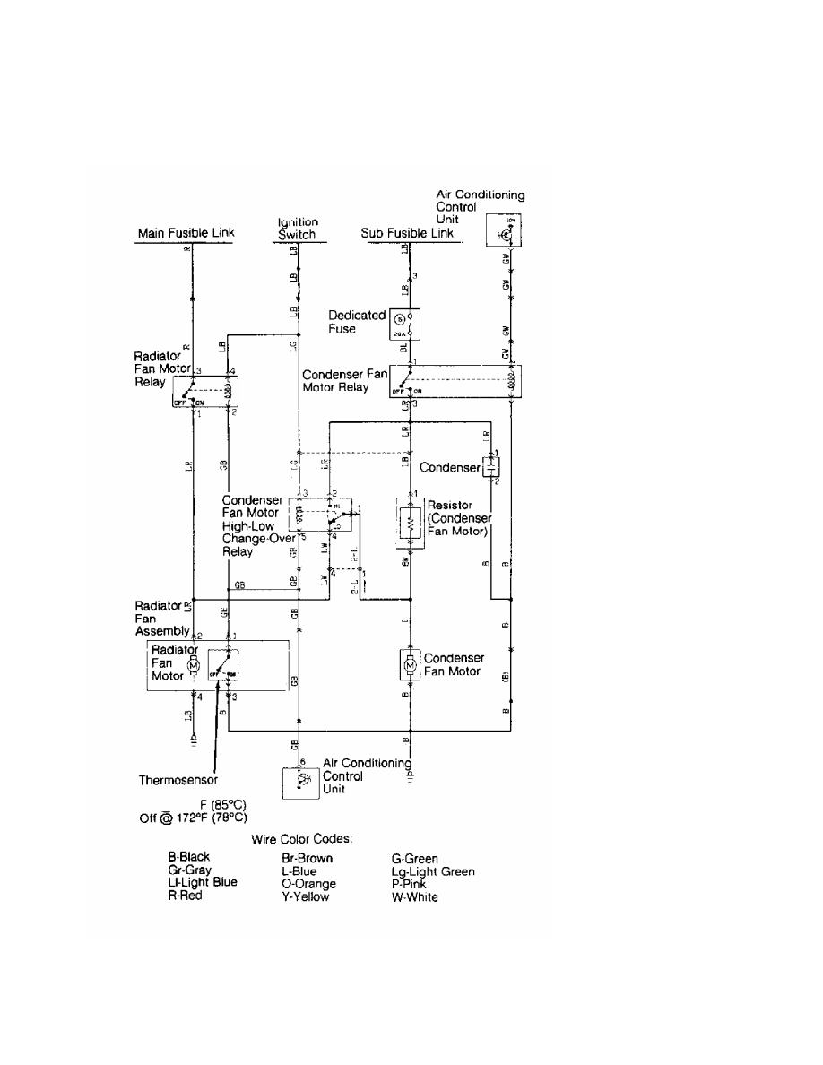 Montero Electric Fan Wiring Diagram Electrical Diagrams Dual Cooling On Kit Mitsubishi 1991 Manual Part 108