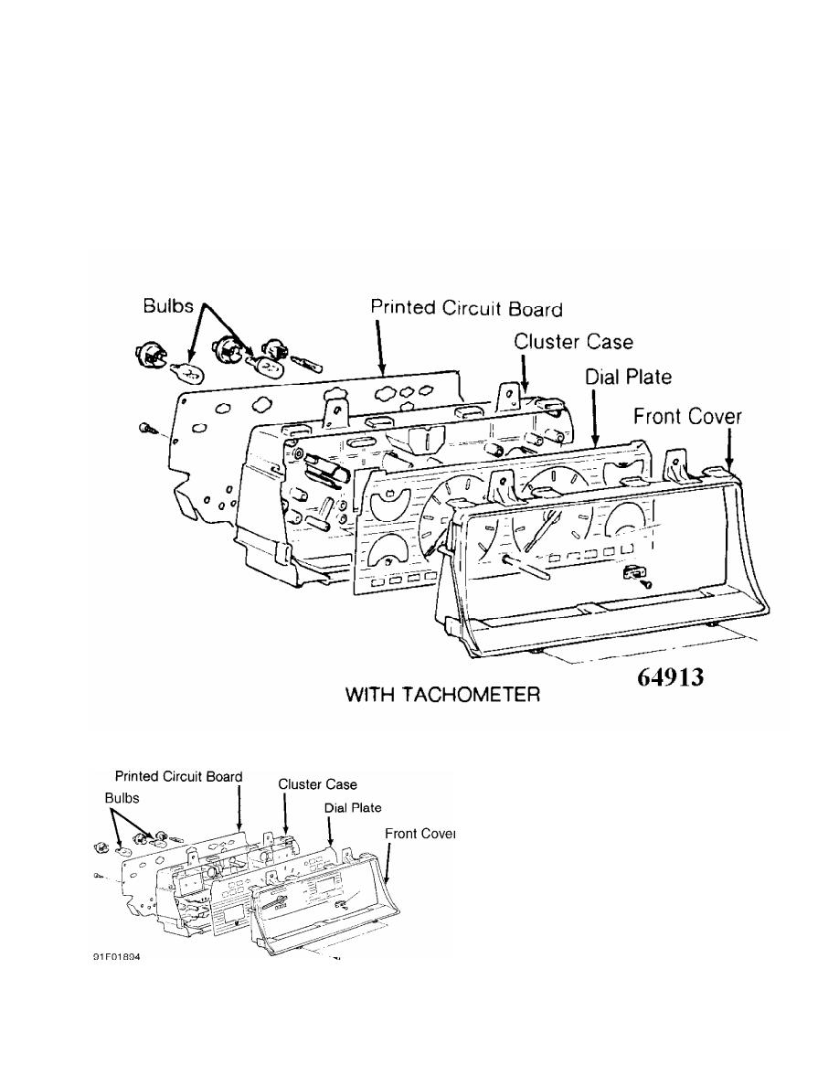Mitsubishi Montero 1991 Manual Part 159