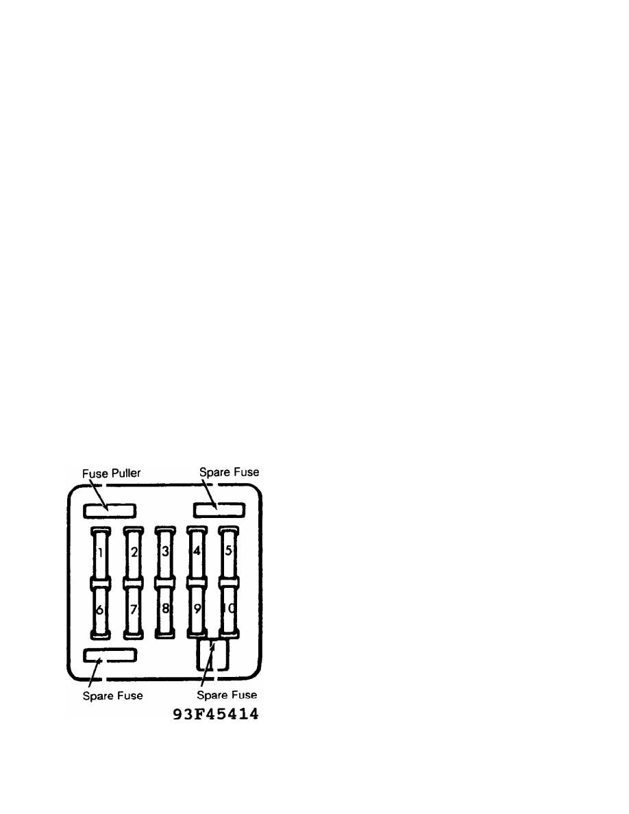 1994 Mitsubishi Montero Defogger Circuit Schematic Diagram Wiring Pajero 94 1991 Manual Part 169 Rh Zinref Ru