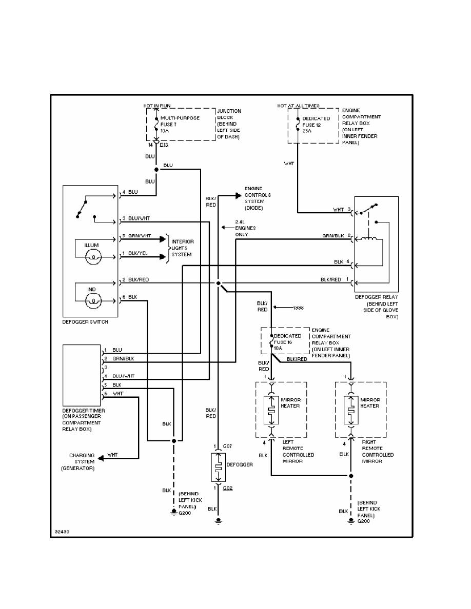 1998 Montero Sport Wiring Diagram Diagrams Mitsubishi Manual Part 90 Radio 2000