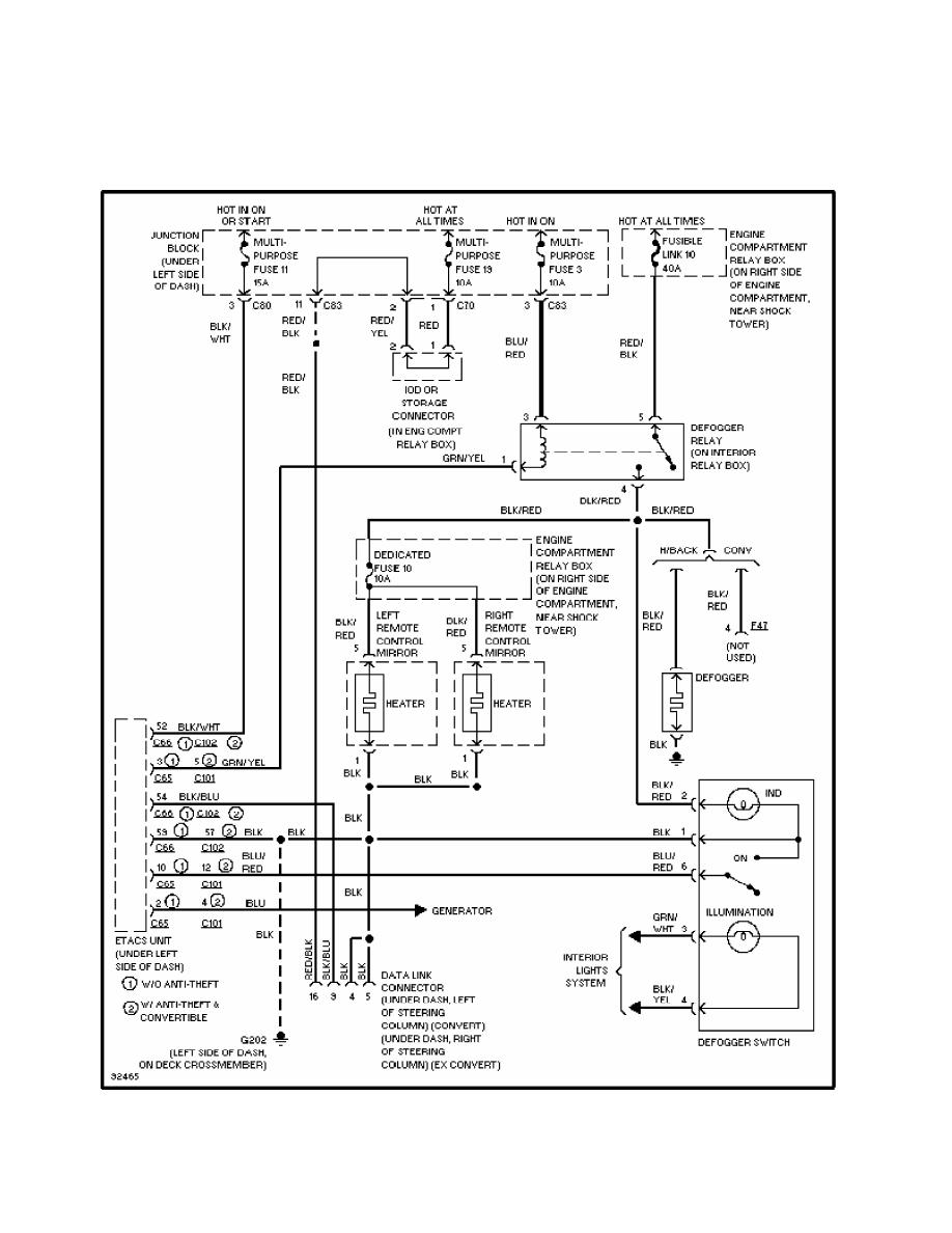 Mitsubishi Montero (1998+). Manual - part 90