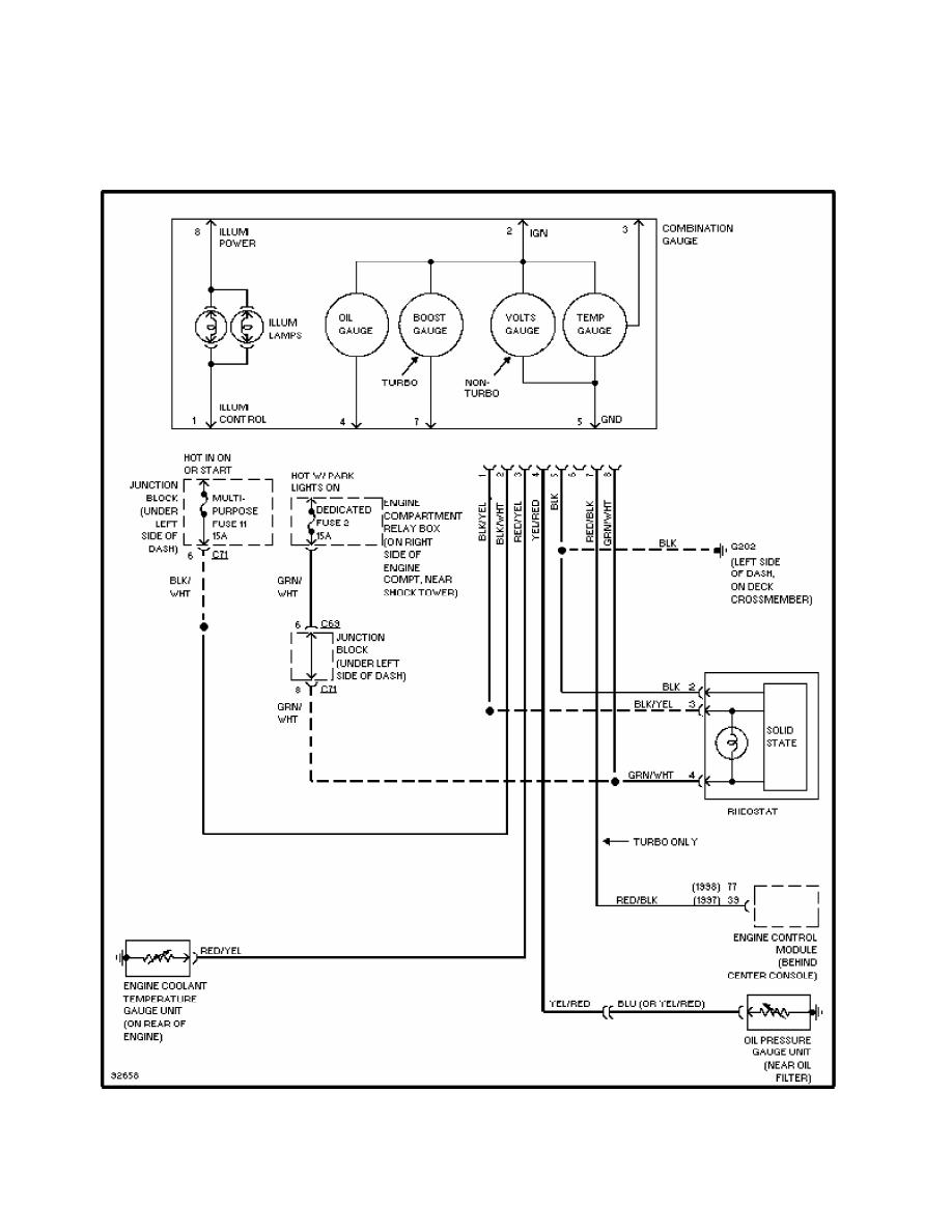 1998 Mitsubishi Montero Wiring Diagram