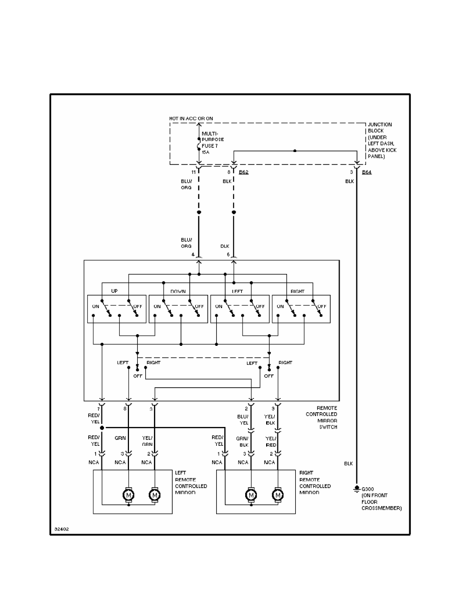 Mitsubishi Electrical Wiring Diagram
