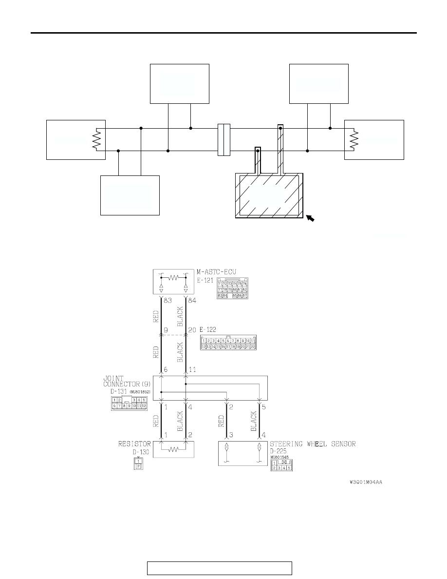 Mitsubishi Montero (2002-2004). Manual - part 1138