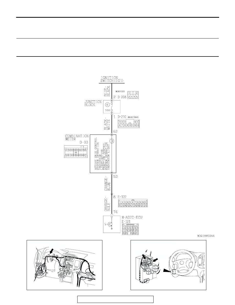 Mitsubishi Montero (2002-2004). Manual - part 1141