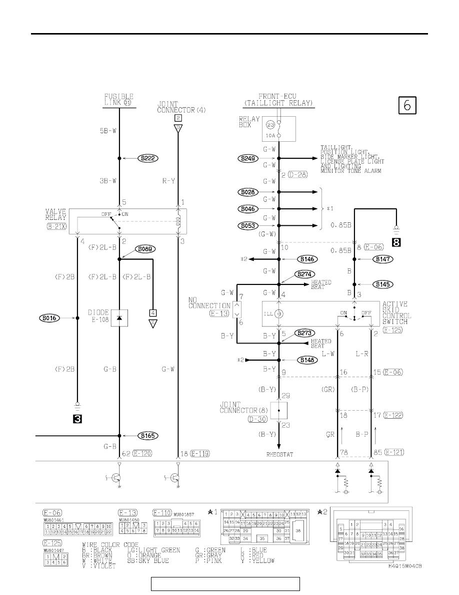 Mitsubishi Brake System Diagram Wiring Libraries Opel Brakes Montero 2004 Manual Part 90mitsubishi 12