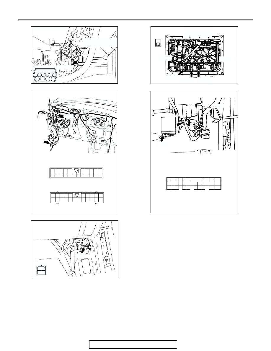 mitsubishi montero sport (2004 ) manual part 665Montero Sport Transmission Diagram #9