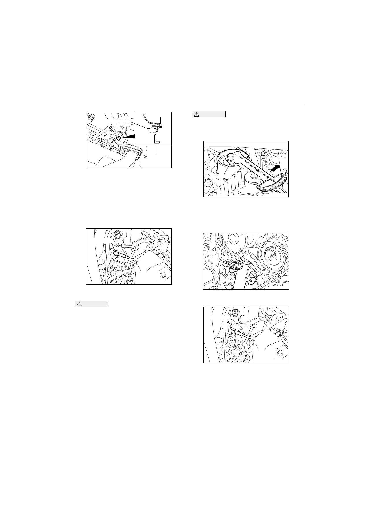 Mitsubishi Outlander 2003 Manual Part 16 Timing Belt For
