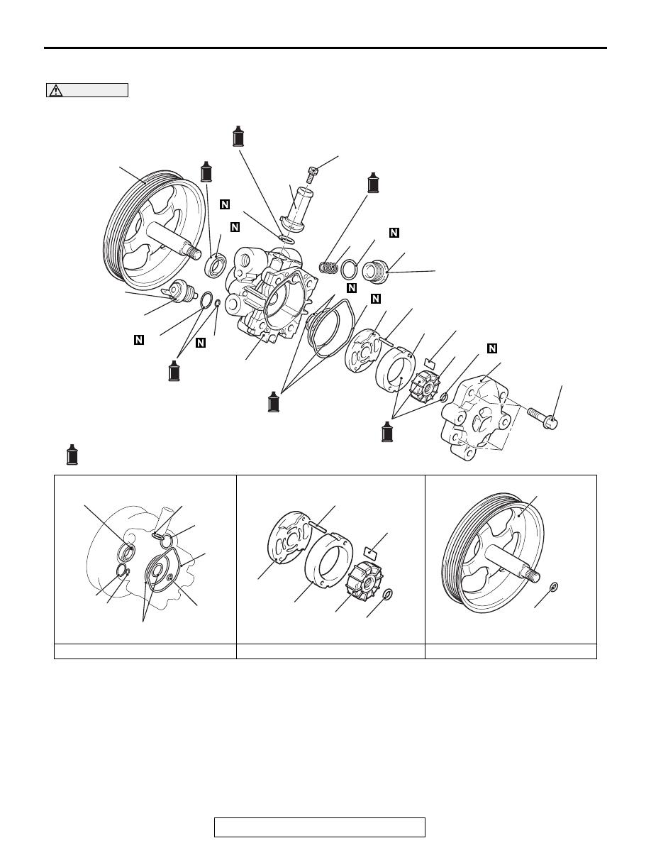 Mitsubishi Outlander Gs45x Manual Part 1572 Steering Diagram