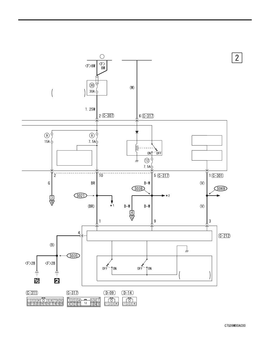 Mitsubishi Outlander Xl Manual Part 100 Wiring Diagram