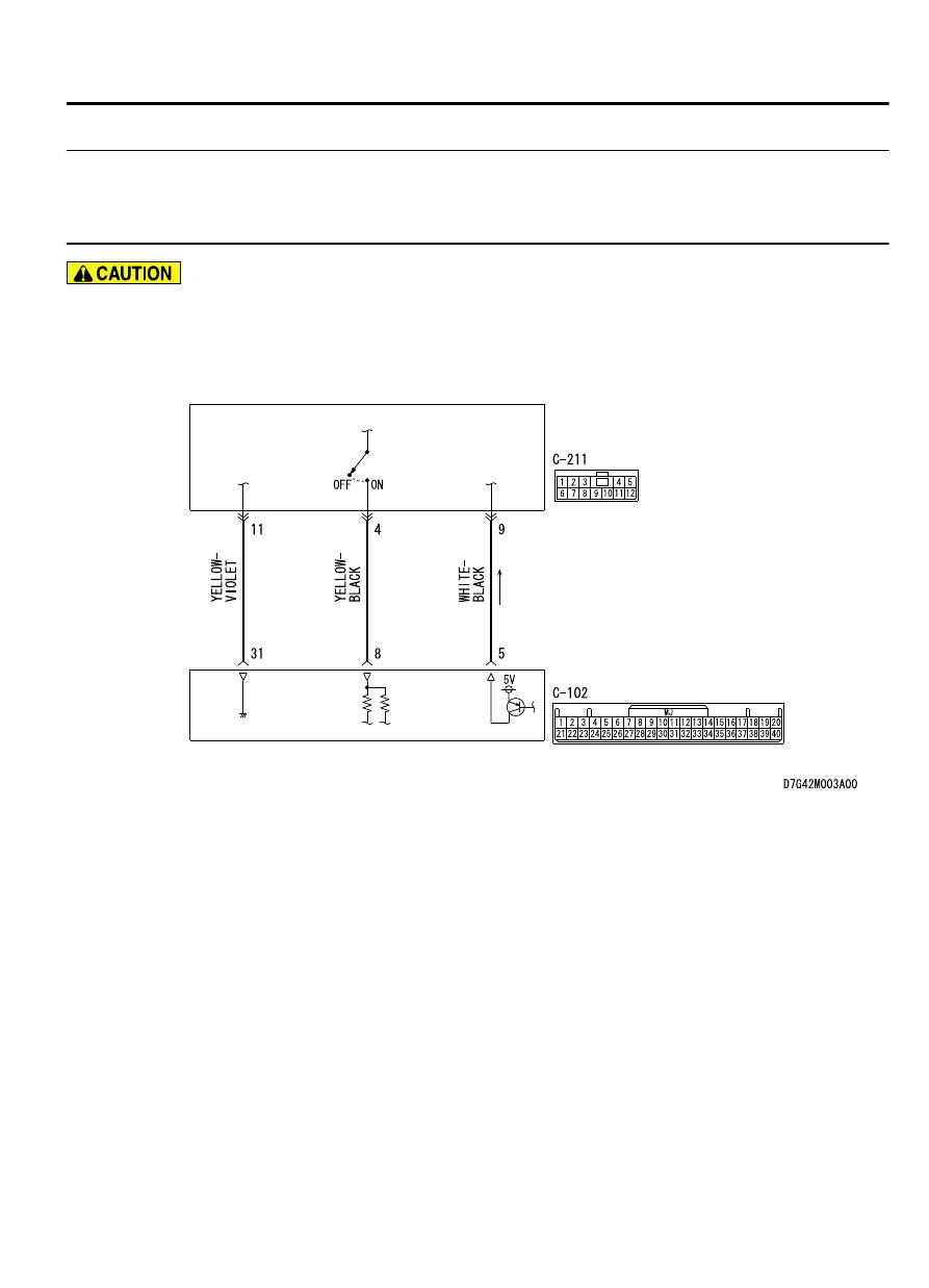 Mitsubishi Outlander XL  Manual - part 775
