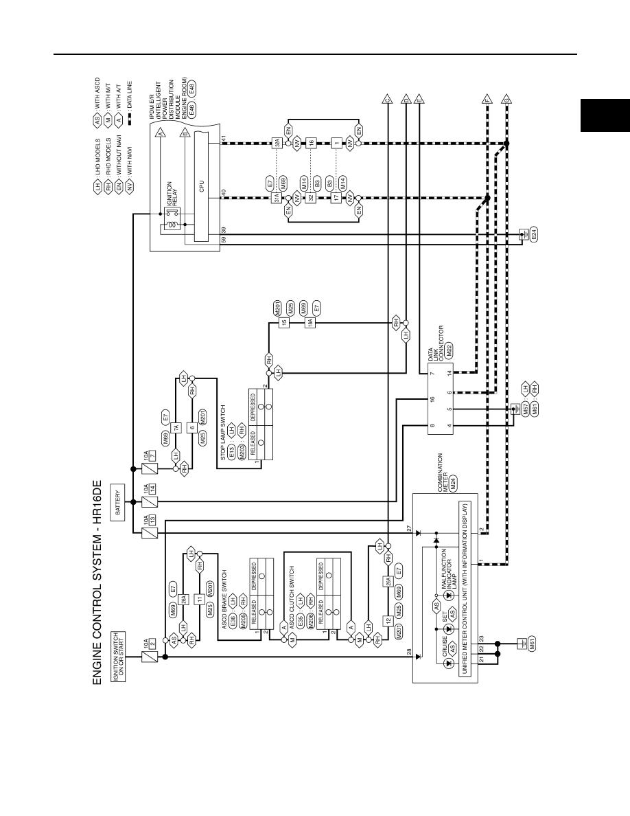 nissan tiida c11 manual part 422 Wiring Diagram Nissan Tiida nissan tiida wiring diagram wiring