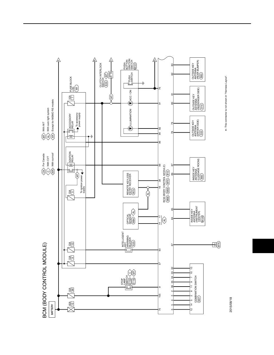 Nissan Qg15 Wiring Diagram Vw 1600 Engine Trailer Plug 3sfe