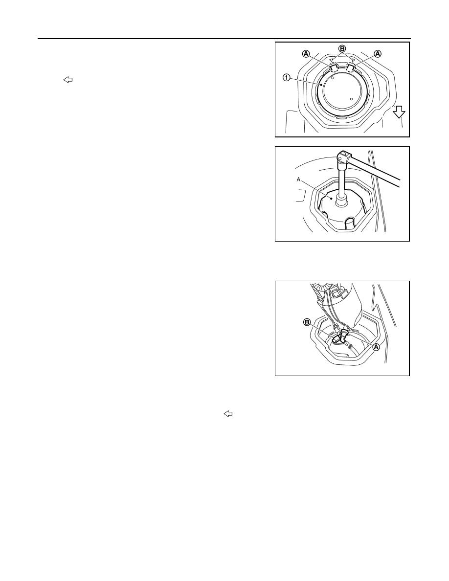 Nissan Juke F15 Manual Part 796 Fuel Filter Location