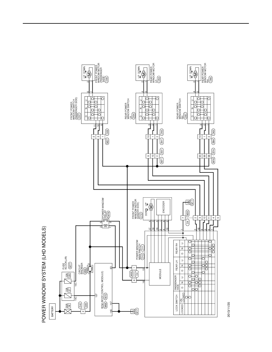 nissan cf01 schematic diagram