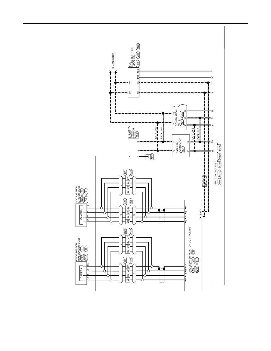 Nissan Qashqai J11 Manual Part 2117 Wiring Diagram Infoid0000000010435666 Jrnwd1349gb Av 160