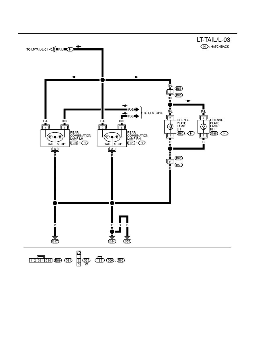 nissan primera p12 wiring diagram