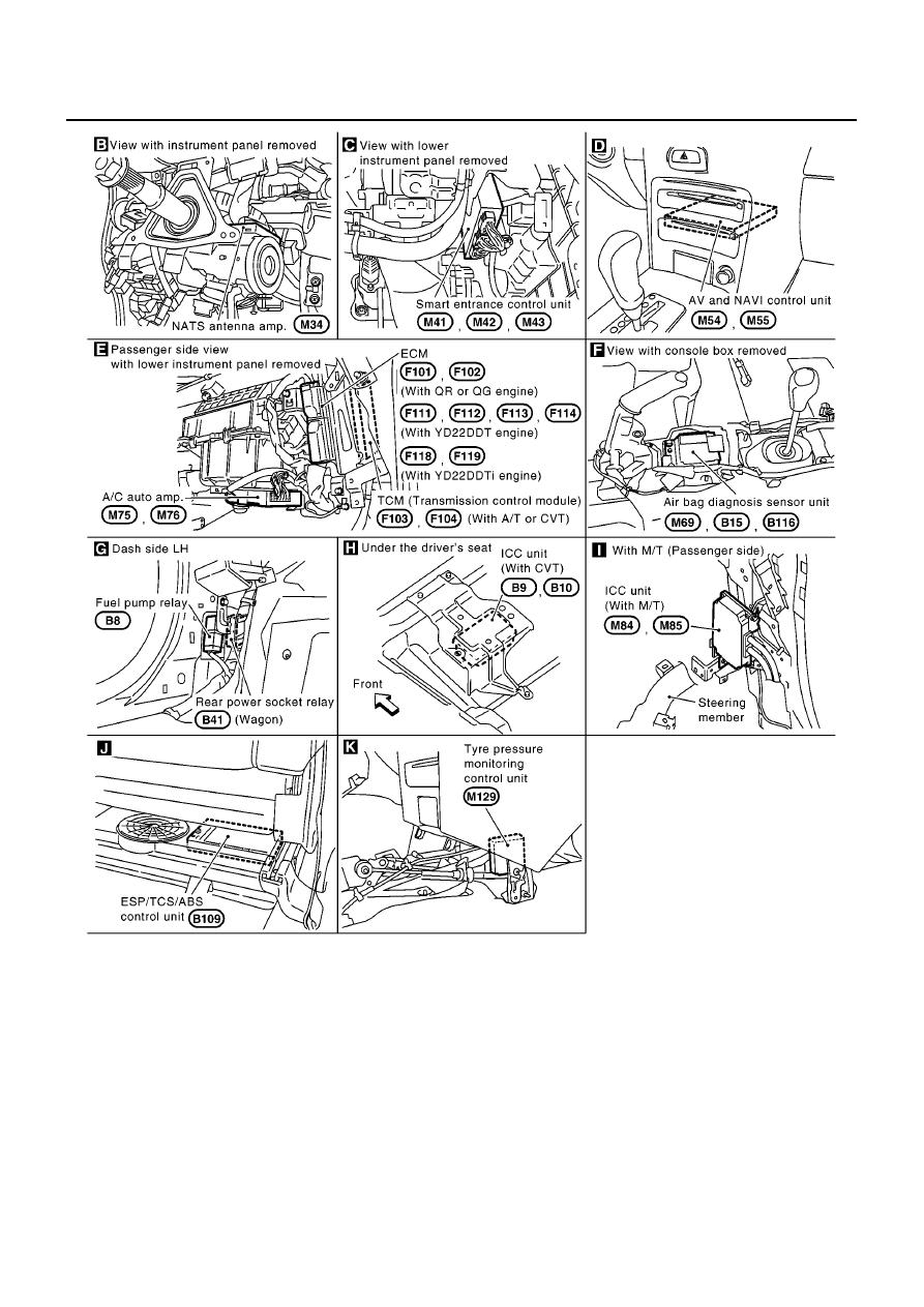 Pg 675 Manual Body Wiring Diagram For 1946 47 Cadillac Sedan Style 6109 Infiniti Fitness Pg750 Assembly U0026 Operating Instructions Array Nissan Primera P12 Part Rh Zinref Ru