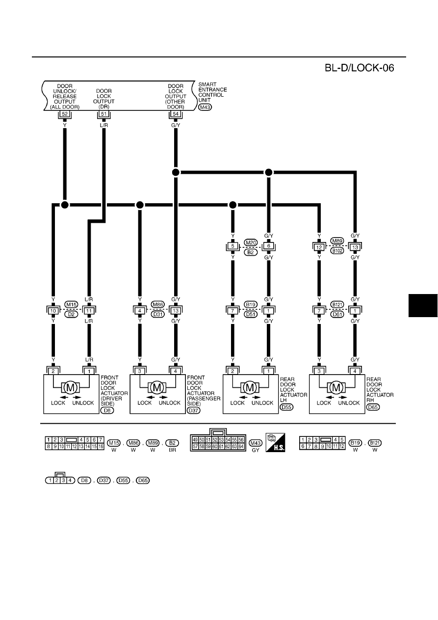 nissan primera p12 manual part 78  nissan primera central locking wiring diagram #3