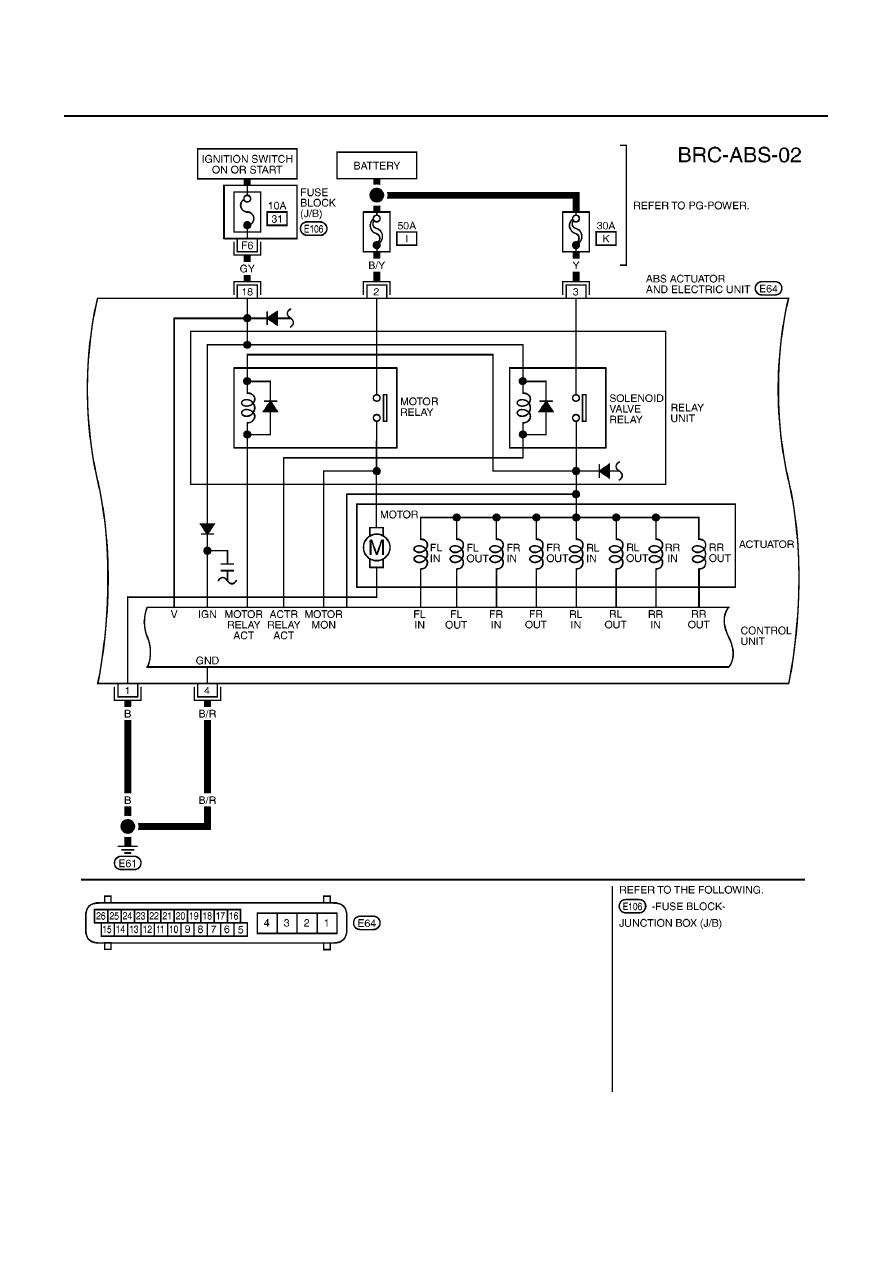 Nissan Primera P12. Manual - part 127 on