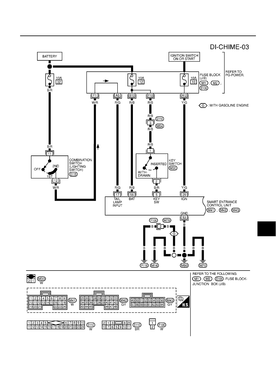 wiring diagram for nissan primera radio