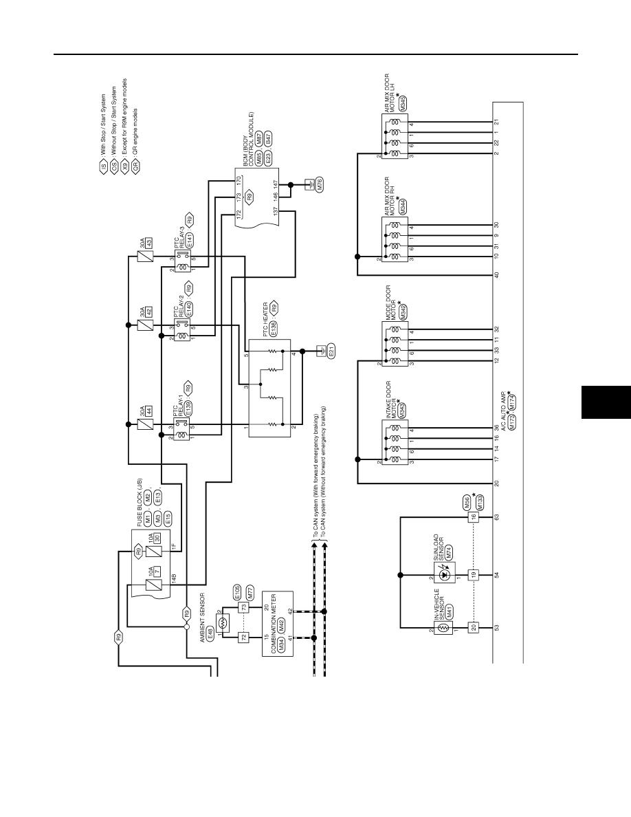 Wrg 7297 Nissan X Trail T31 Wiring Diagram Xr600 32 Manual Part 1396 Air Con