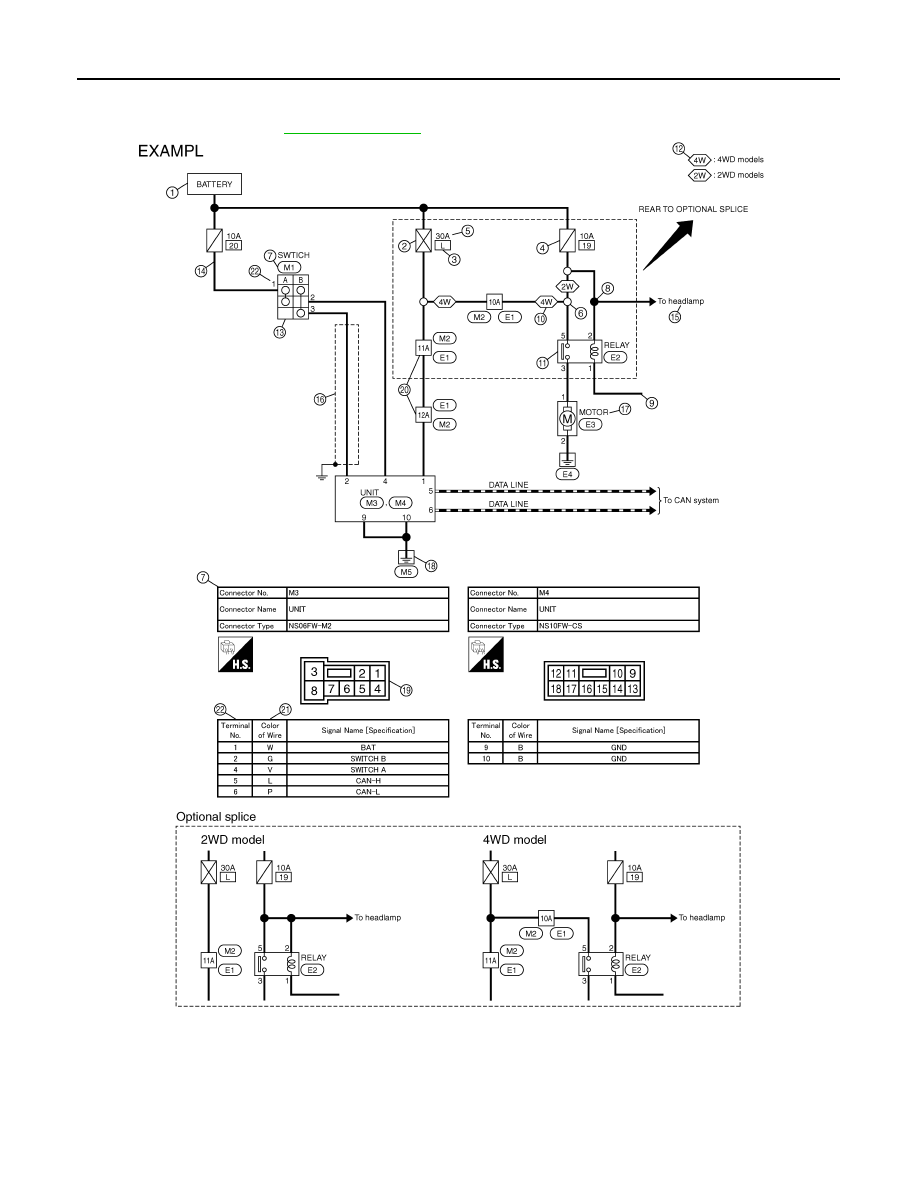 nissan teana wiring diagram all wiring diagram Nissan Teana L33