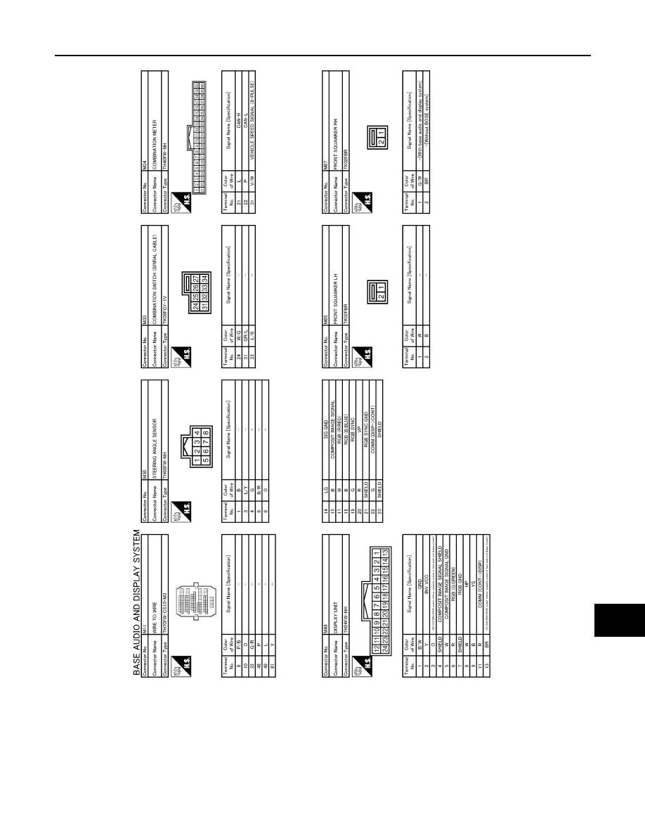 Nissan Teana J32 Manual Part 76 Bose 301 Wiring Diagram