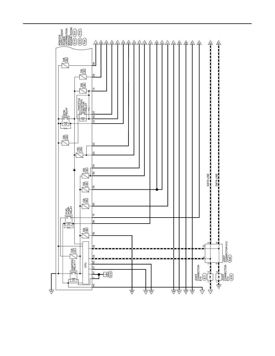 Nissan Pathfinder  Manual - part 449