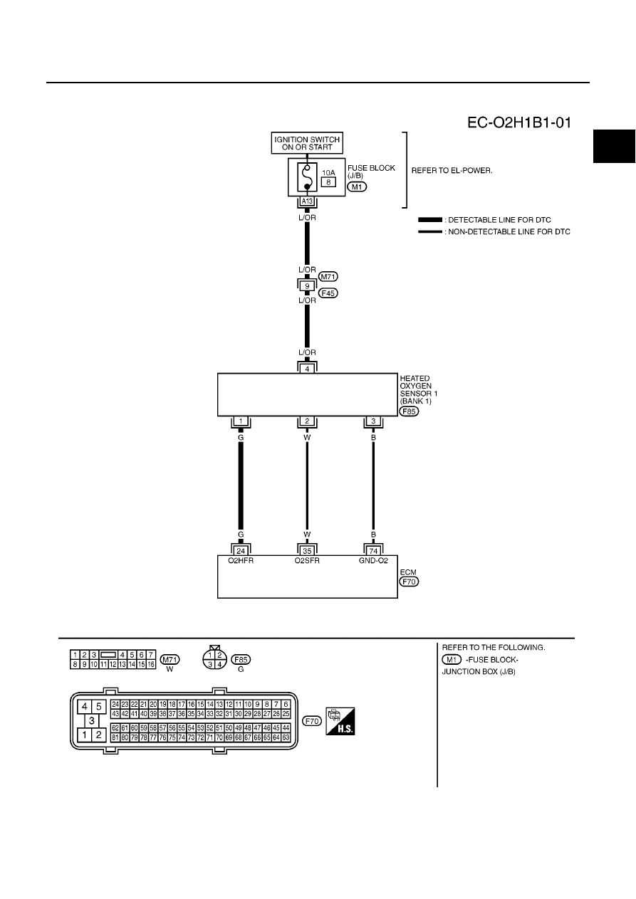 Nissan Almera Tino V10. Manual - part 333 on
