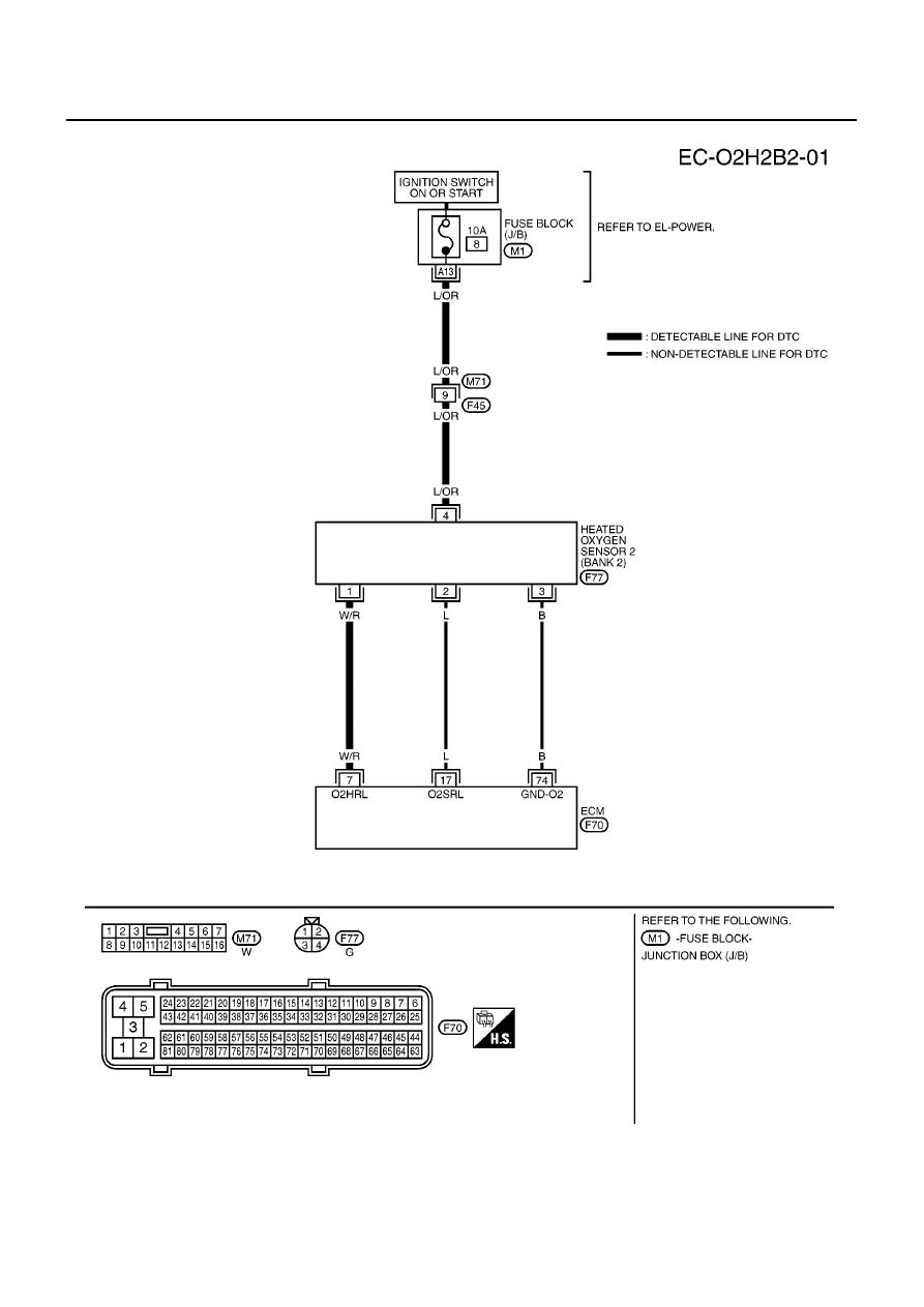 Nissan Almera Tino V10. Manual - part 337 on