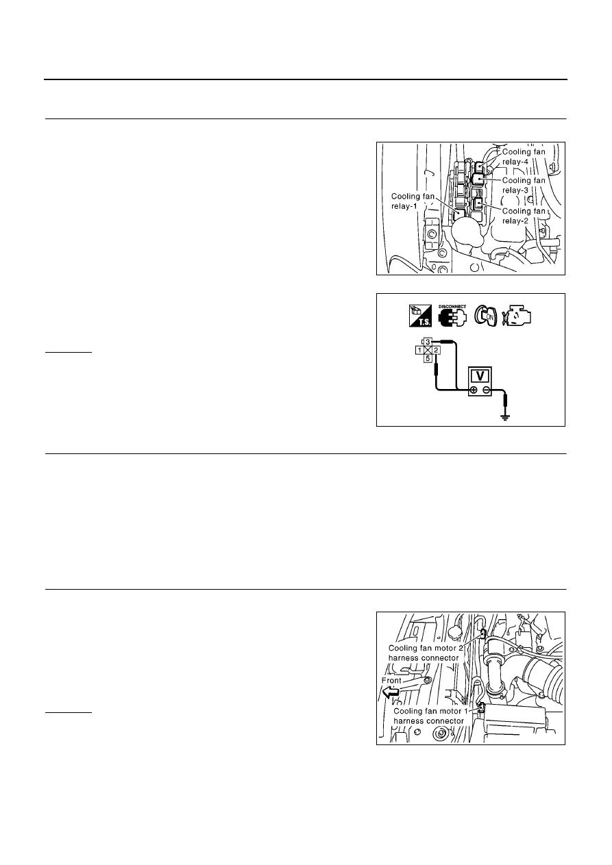 Nissan Almera Tino V10. Manual - part 637 on