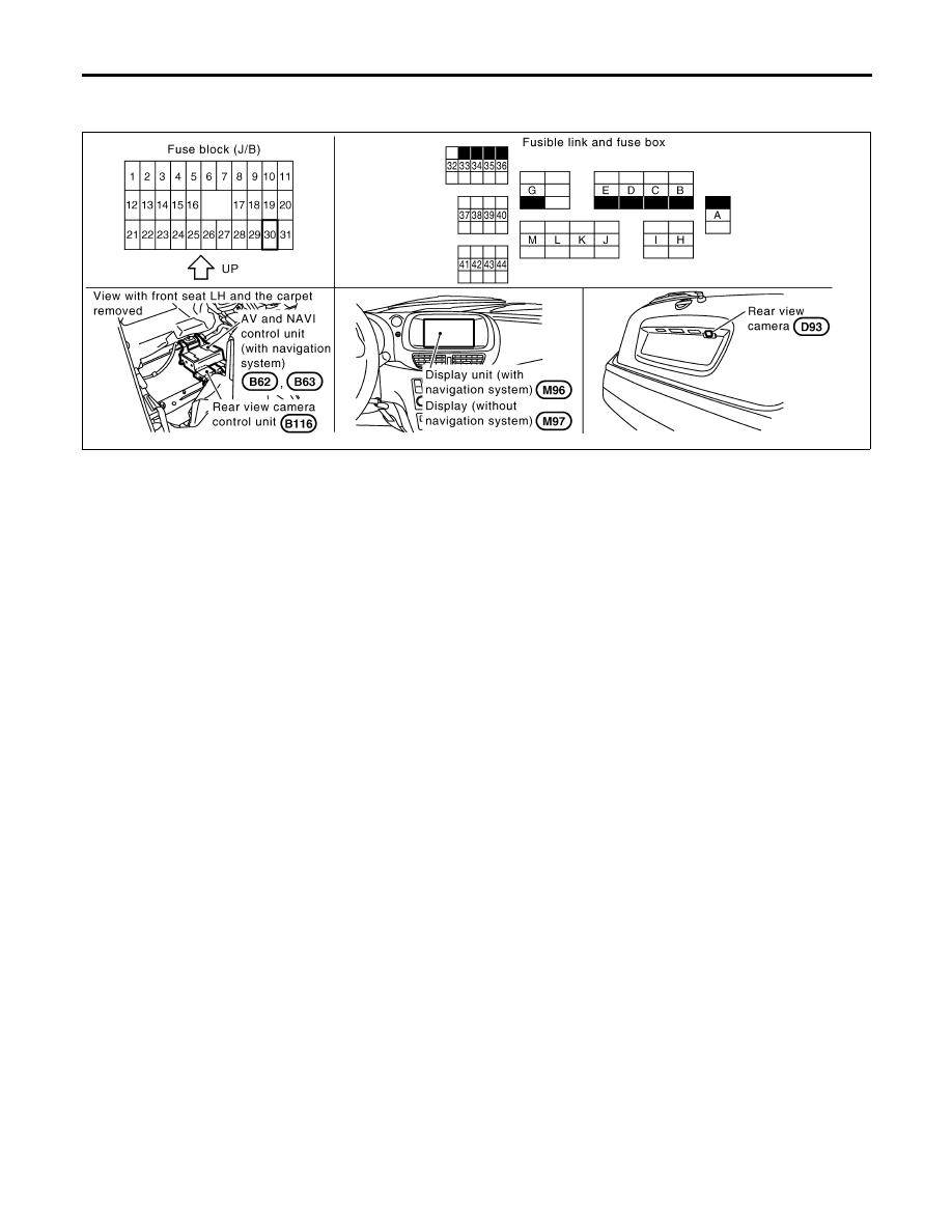 Nissan Almera Tino V10. Manual - part 715 on