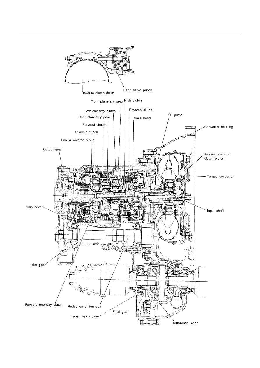 Nissan Almera Tino V10. Manual - part 73
