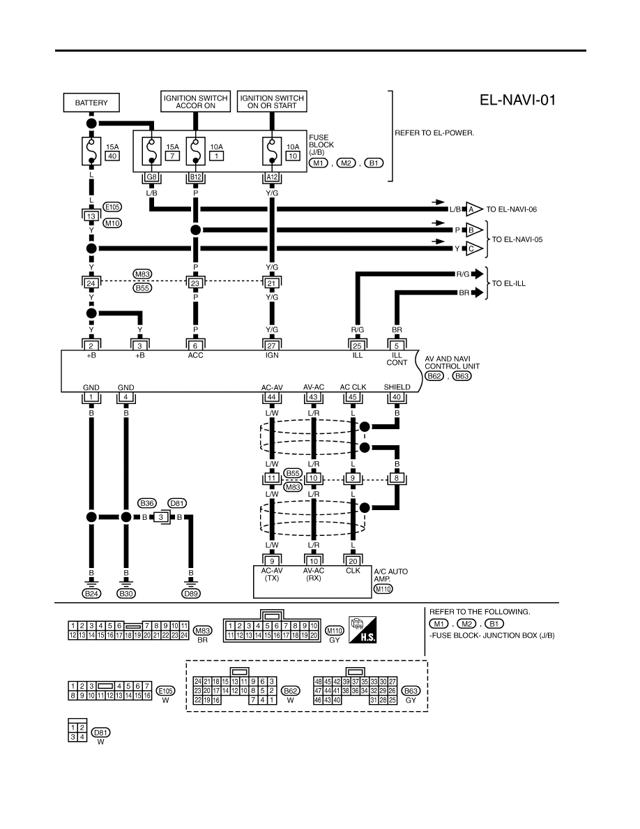 Wiring Diagram For Nissan Almera Chassis Brakes Manual Part 773 On