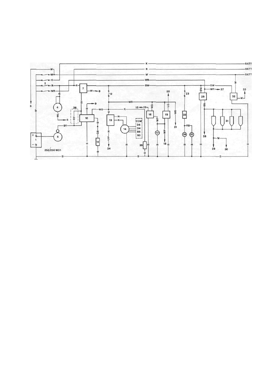 Electrical System. 219. Wiring diagram ...