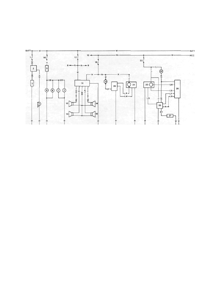 222. Electrical System. Wiring diagram ...