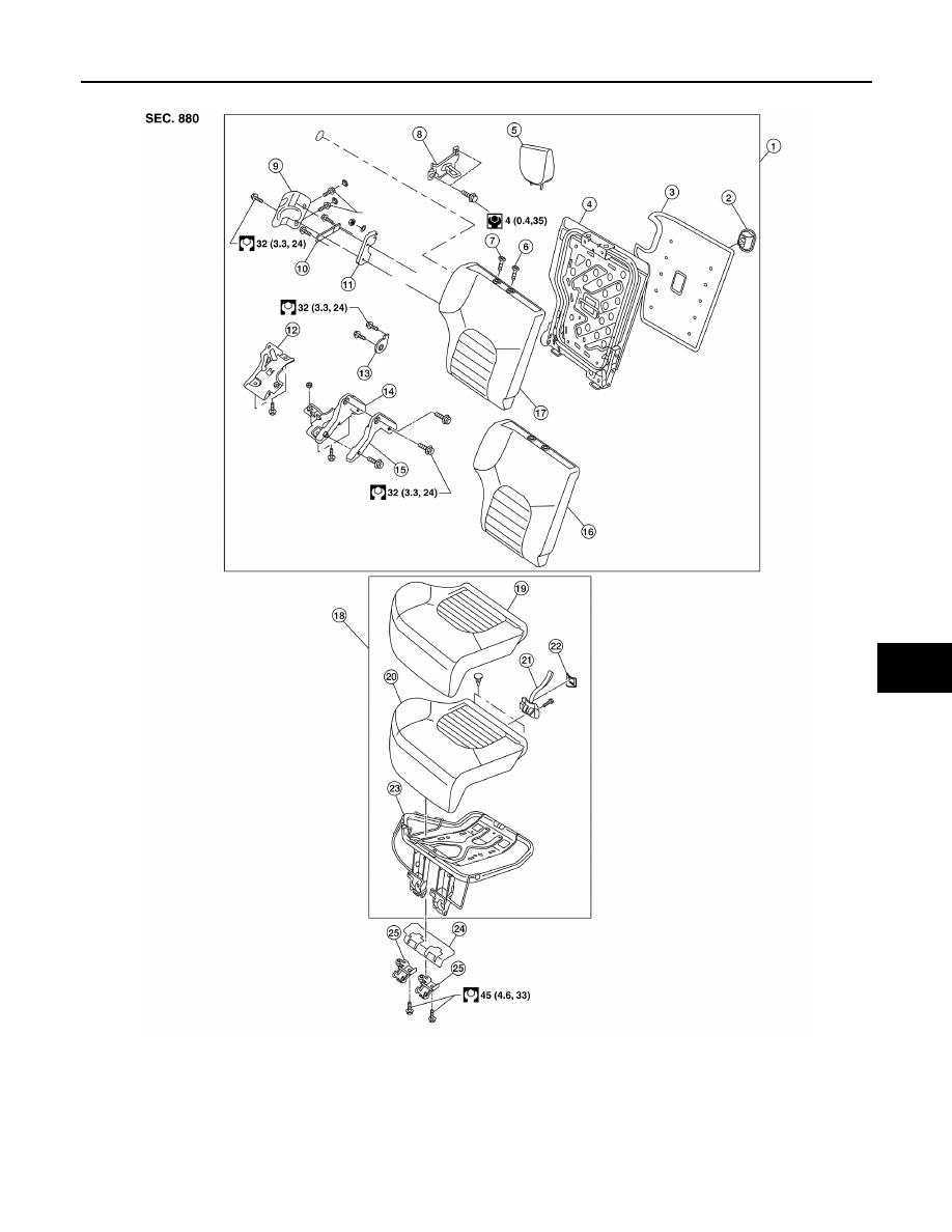 Nissan Xterra. Manual - part 589