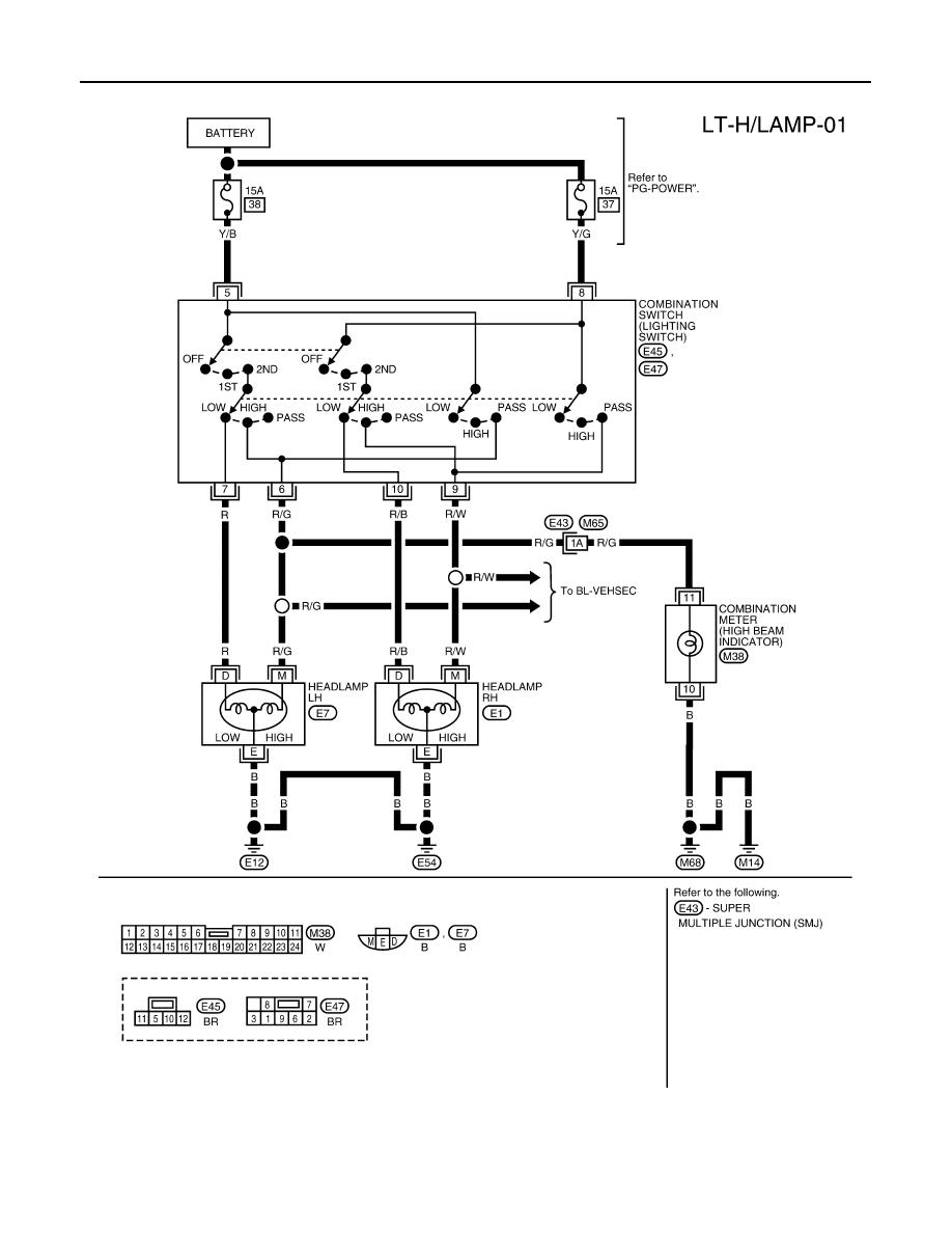 Nissan Xterra Headlight Wiring Diagram   stage list Wiring Diagram ...